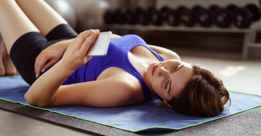 Varför skippar vi träningen?