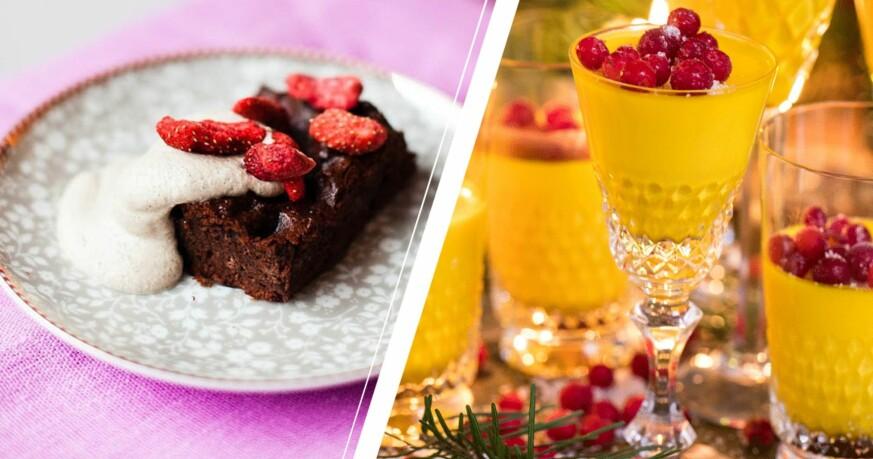 LCHF desserter