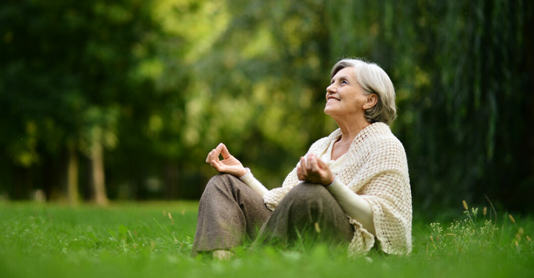 Att sluta röka och äta medelhavskost kan ge mer livskvalitet senare i livet.