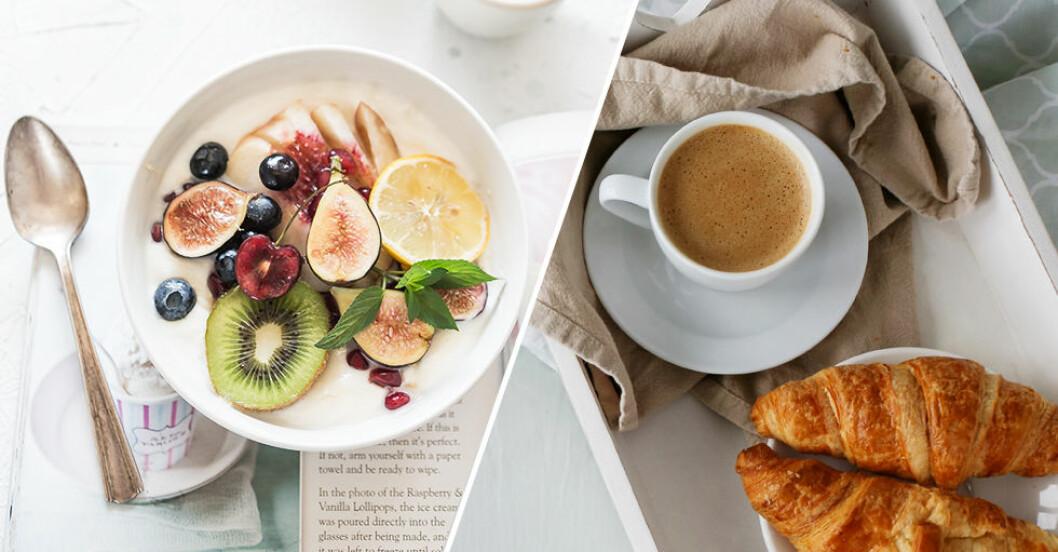 Tar du levaxin på morgonen? 5 livsmedel att undvika