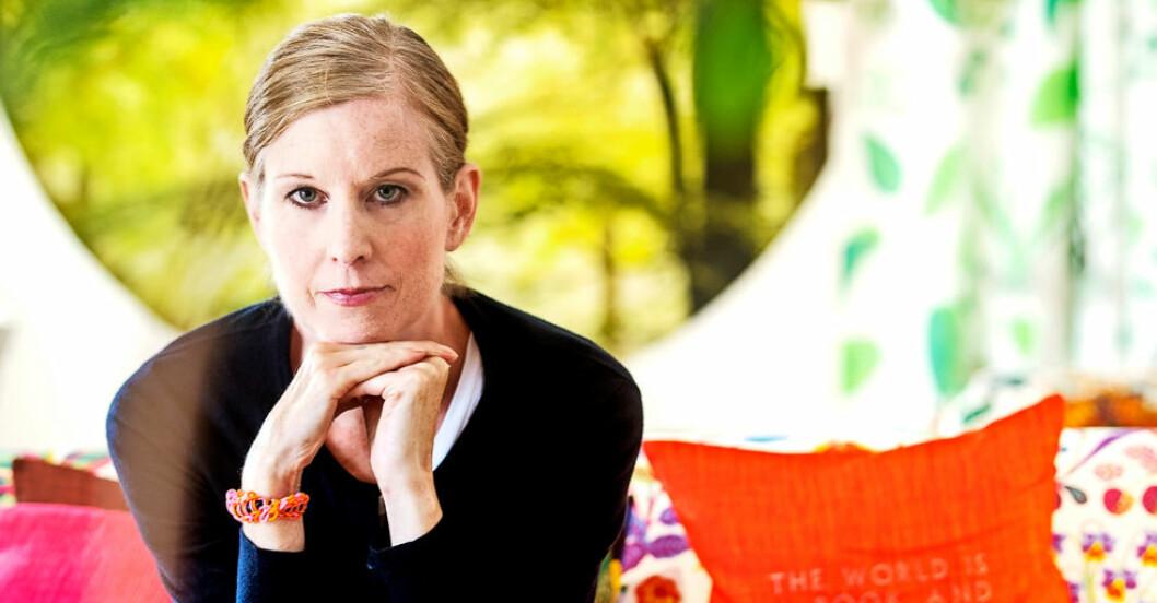 Linda Skugge lever med den kroniska sjukdomen Addisons sjukdom.