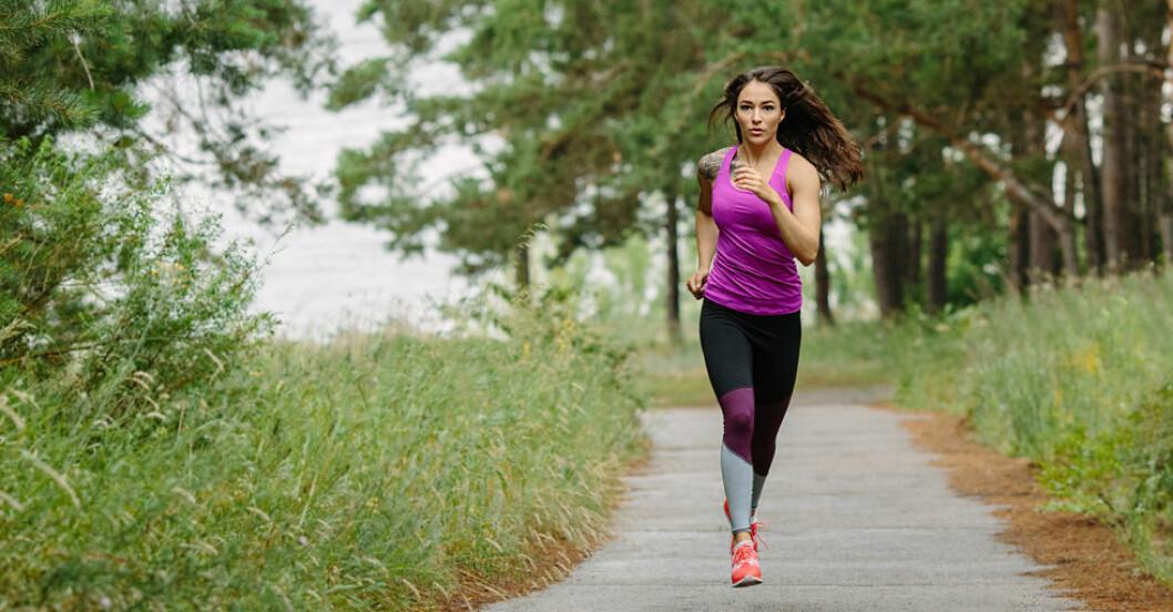 Varva löpningen med några gå-pauser – det kan göra dig till en bättre löpare!