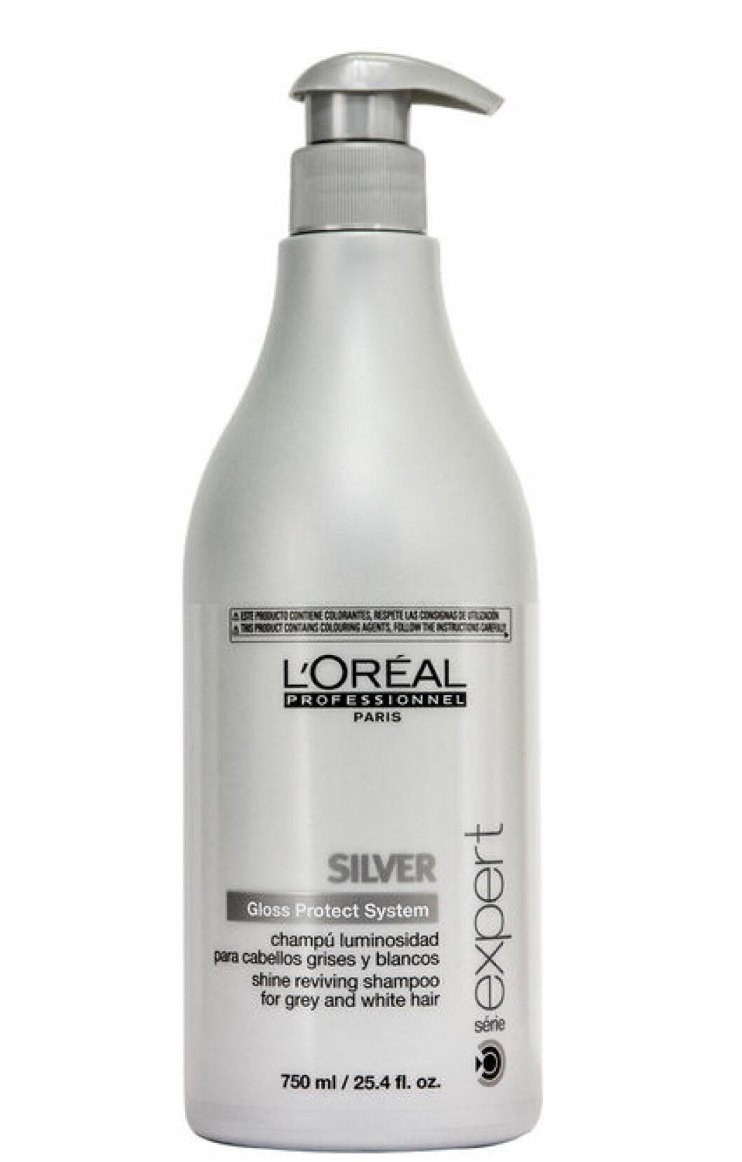L'Oréal silverschampo