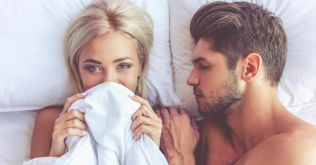 Mannen luktar illa – vad gör man?