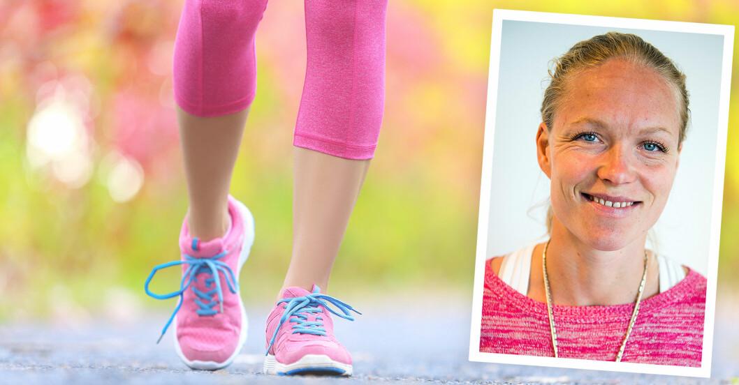 Träningsexperten: Så lite träning behöver du