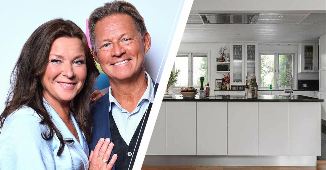 Nu har doktor Mikael Sandström sålt sin lyxvilla – se bilderna här