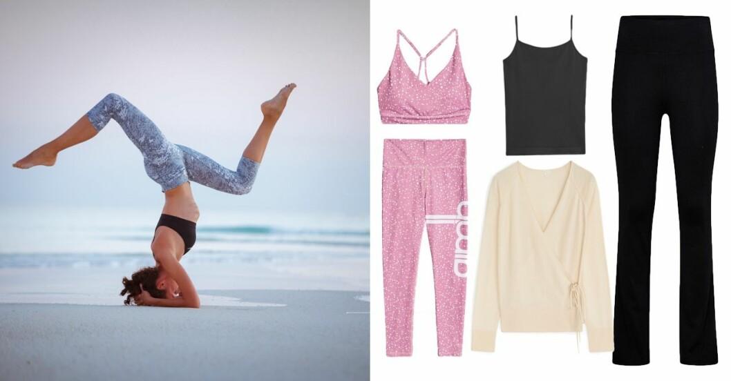 Yogakläder 2019