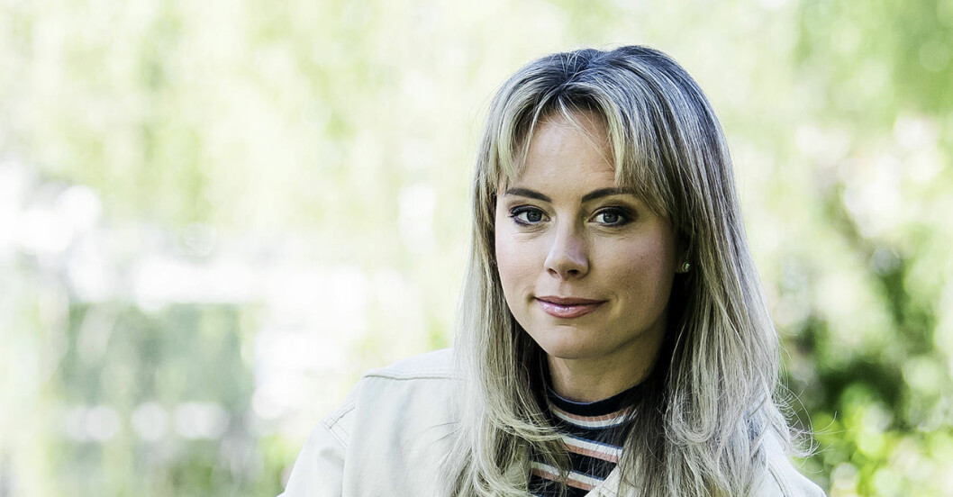 Carolina Neurath om skilsmässan från Niclas.
