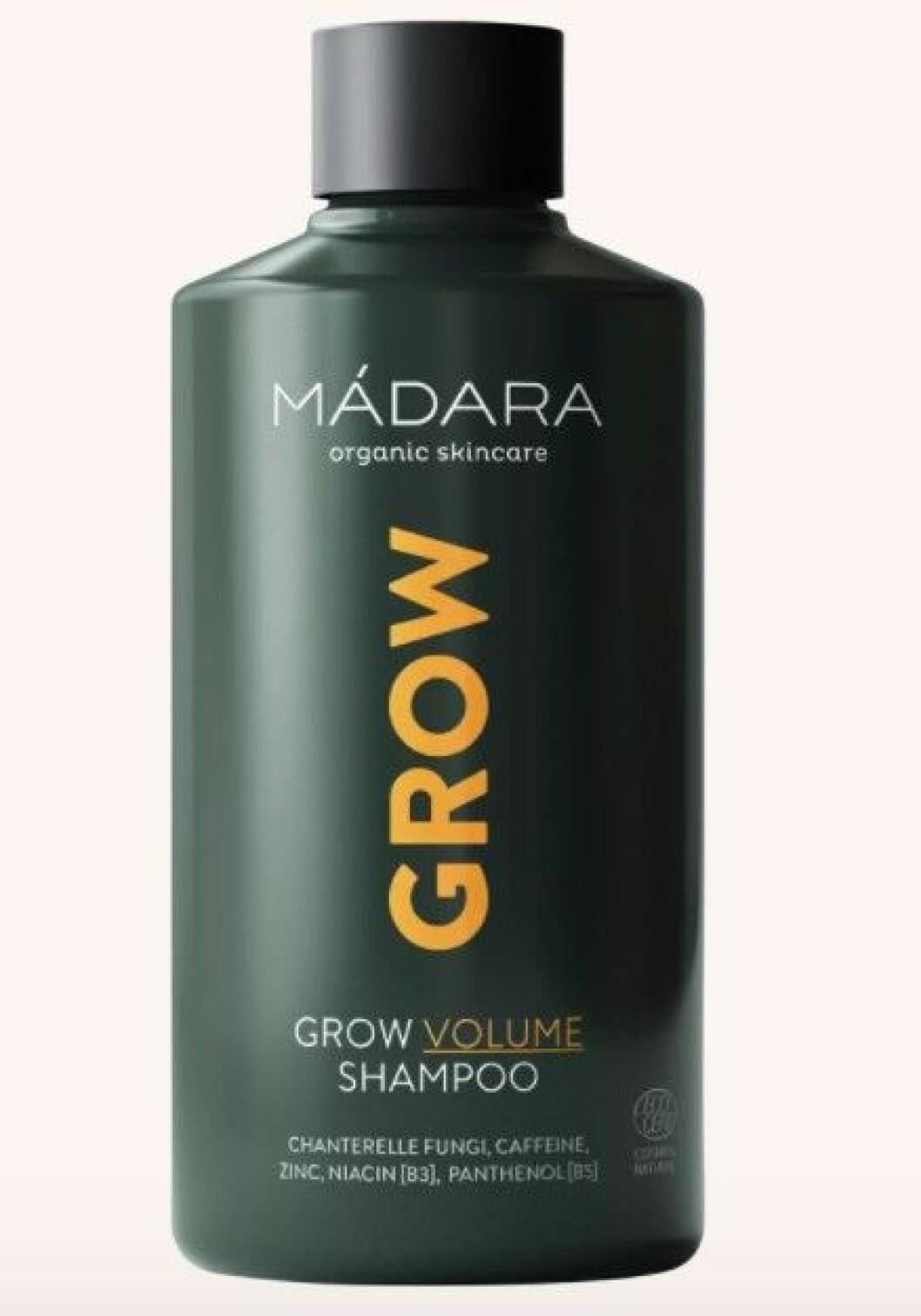 madara grow volume shampo