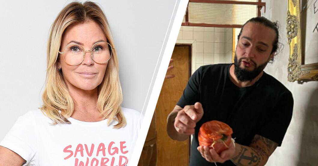 Louie Marti är Magdalena Graafs nya pojkvän – visar nu sin kärlek