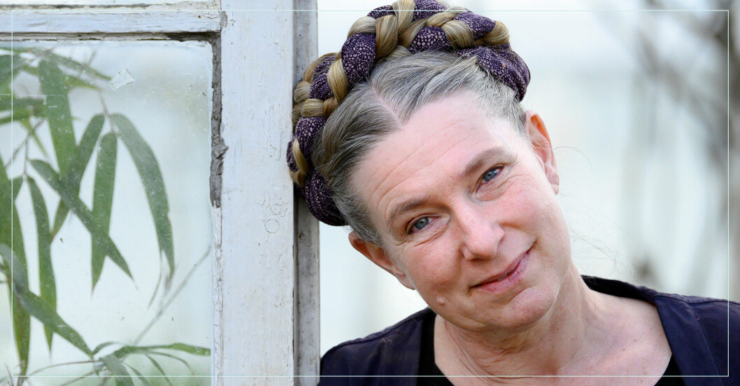 Marie Mandelmann om sorgen efter pappans bortgång