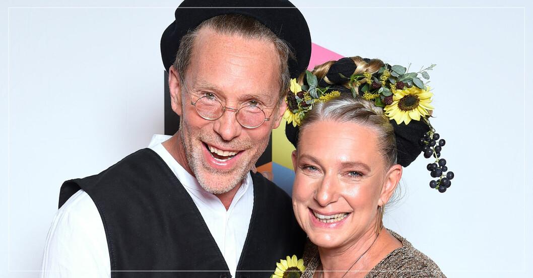 Marie och Gustav Mandelmanns nya familjemedlem efter Siris bortgång