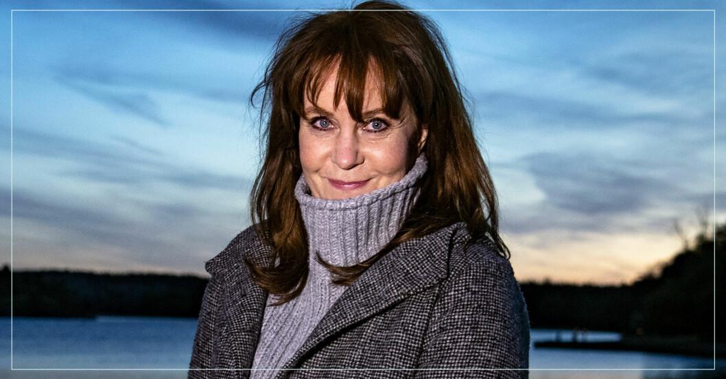 Maria Lundqvist om första mötet med sin kära fästman, och om kärleken som fortfarande spirar efter dryga tio år tillsammans.
