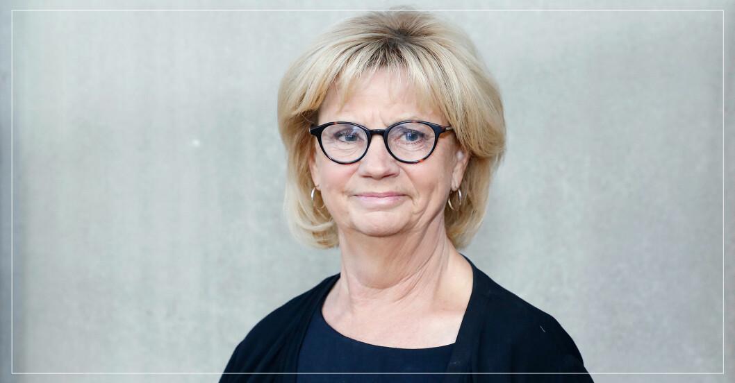 Marianne Rundström bekymrad