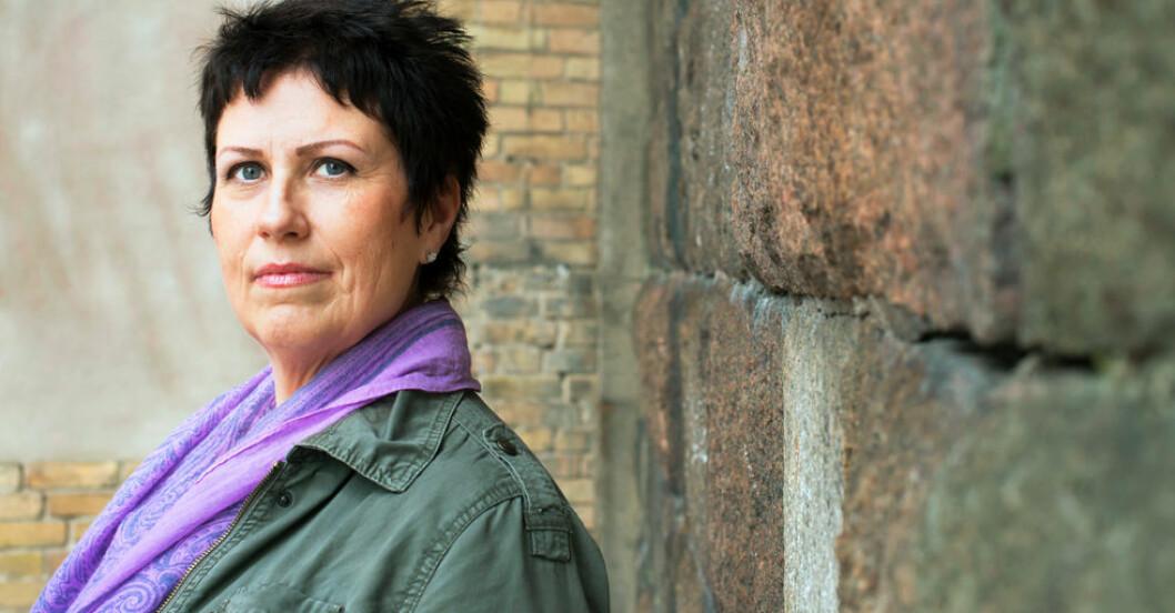 Marie Hedman blev utredd för demens – fick diagnosen utmattning.