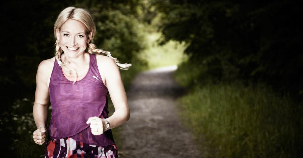 Martina Haag ger sina bästa löpartips för nybörjare.