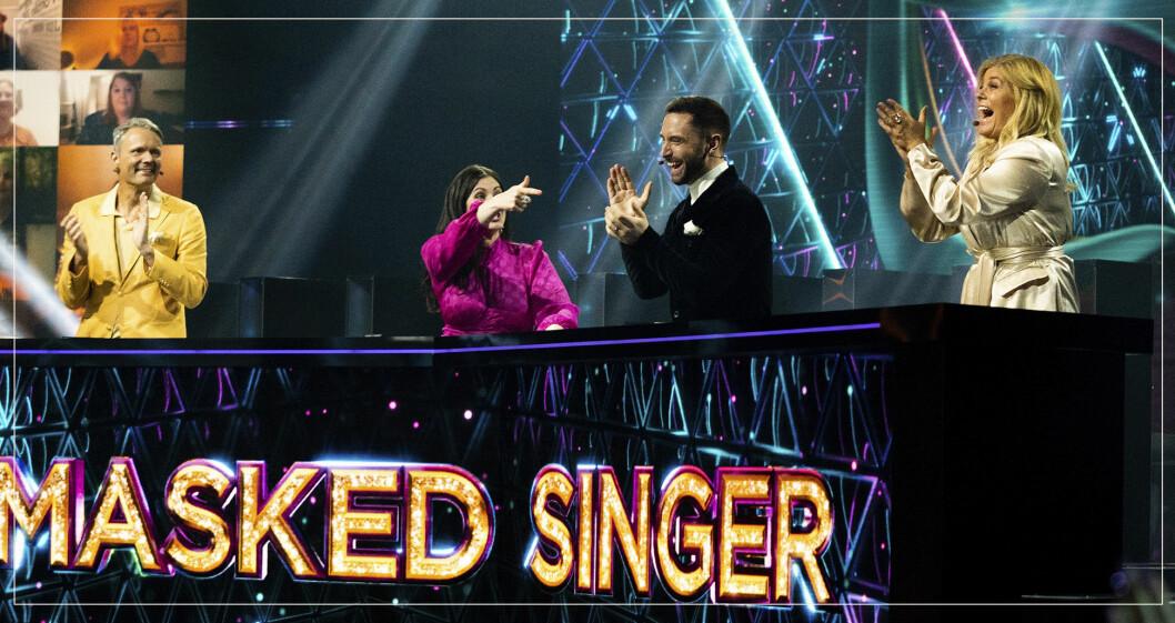 masked singer på tv4