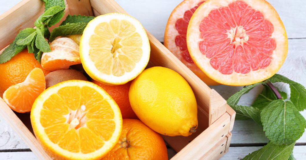 Den här maten kan ge din hud glow och lyser