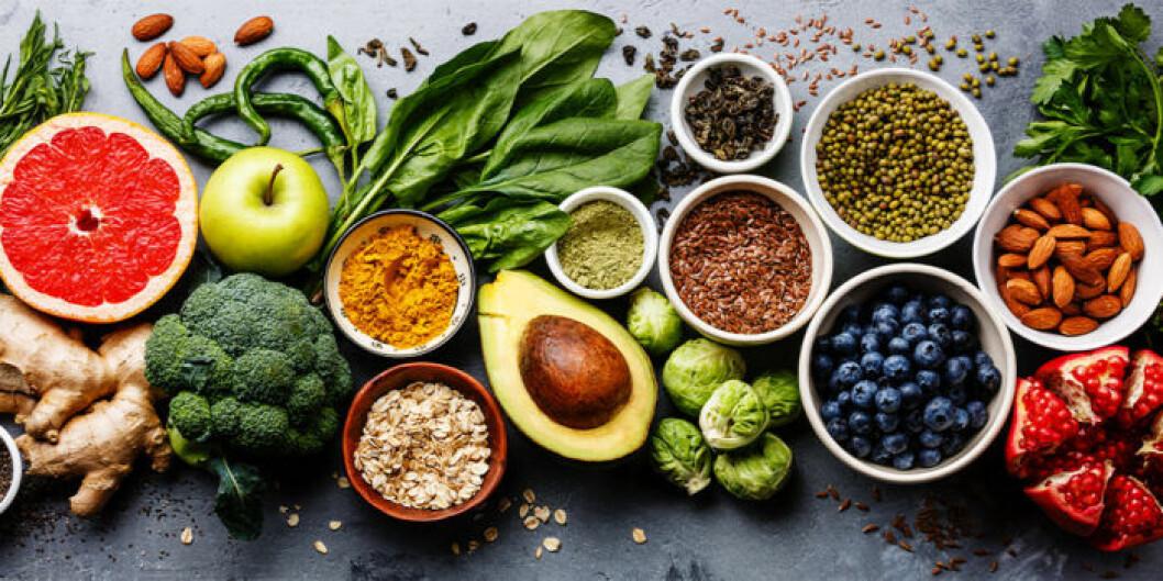 Såf år du naturligt glow med hjälp av maten du äter
