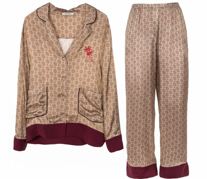 matchande pyjamas ragdoll