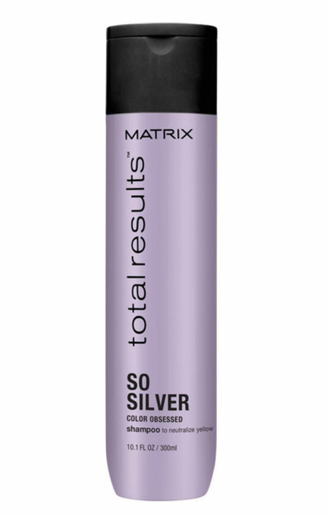 Matrix silverschampo recension