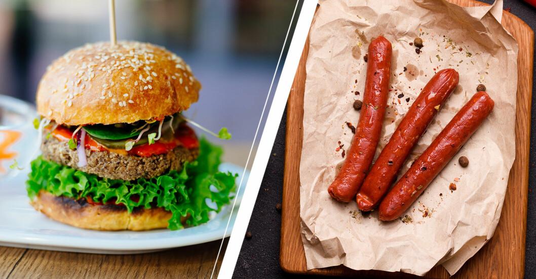 Mer tillsatser än grönt i färdiglagade vegetariska produkter