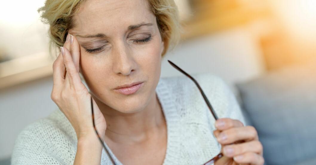 11 sätt att lindra din migrän.