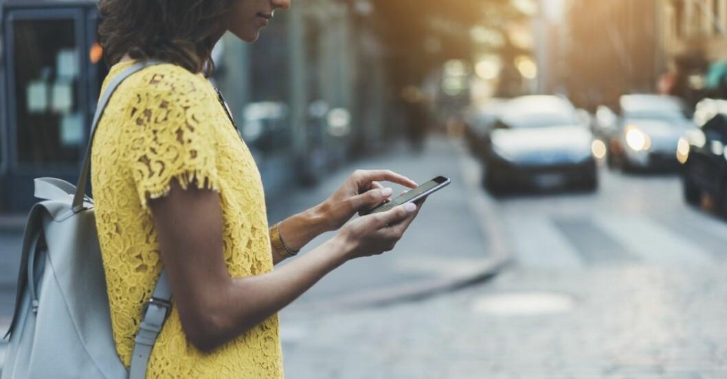 mobileren trafikfara