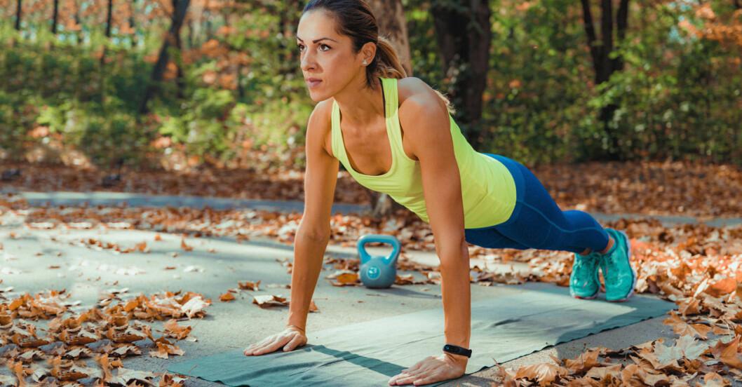 Högintensiv intervallträning, HIIT, gör träningen mer effektiv, säger MåBra:s träningsexpert Sandra Friberg.