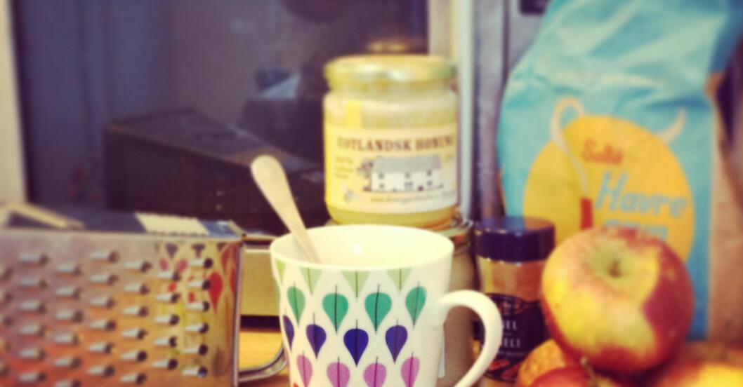 Recept på mug cakes