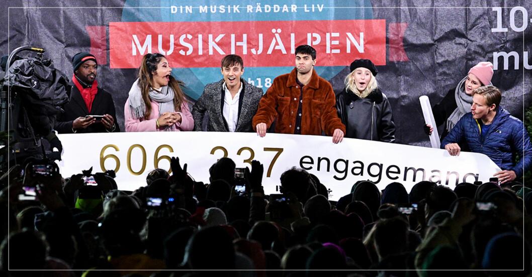 Så ändras Musikhjälpen 2020 – byter plats i sista stund
