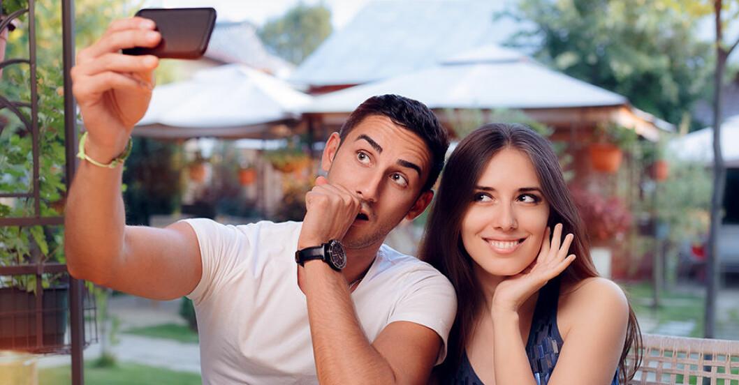 Är din partner en narcissist? Här är varningssignalerna!
