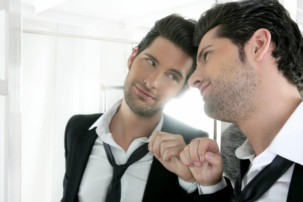 Ny studie om narcissism.
