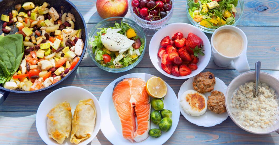 Efter 60 är det extra viktigt att få i sig av vissa vitaminer och mineraler.