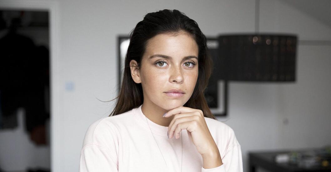 Nicole Falciani om hur reumatismen påverkades av uppbrottet