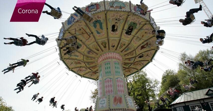 Karusell på Liseberg