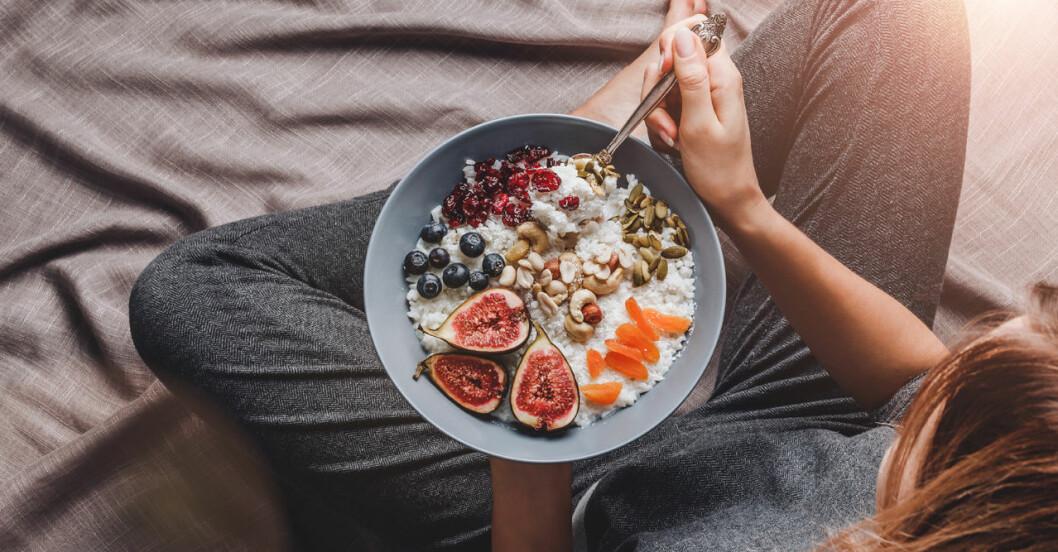 Att äta hälsosamt behöver inte vara svårt.