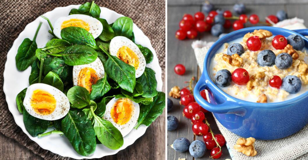 Ät nyttigare med dessa elva livsmedel!