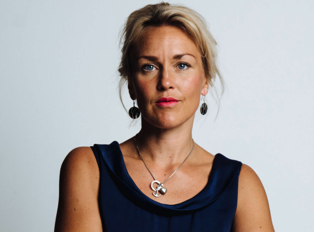 Olga Persson, generalsekreterare Unizon
