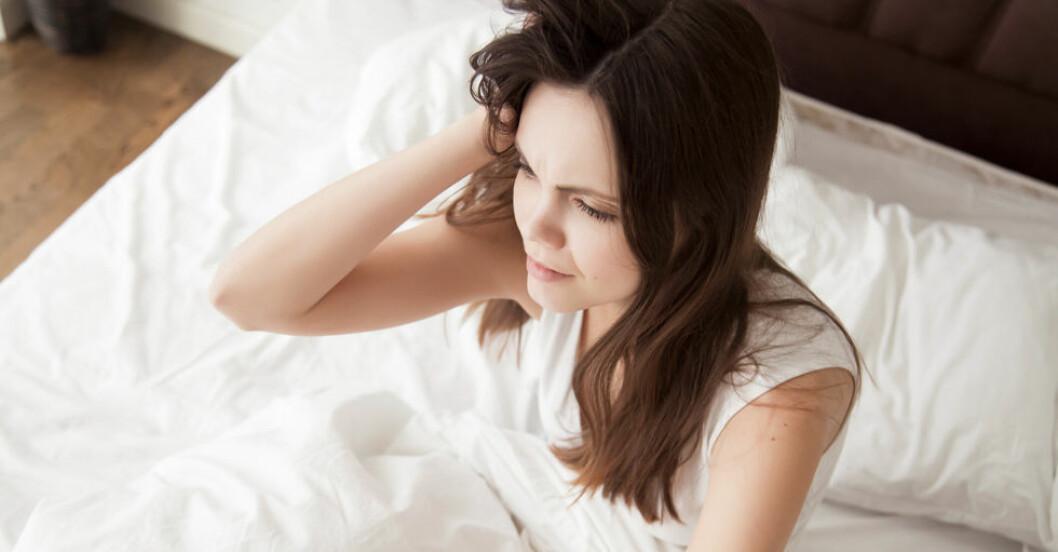 Orolig över sömnen? Det kan göra dig sjuk.