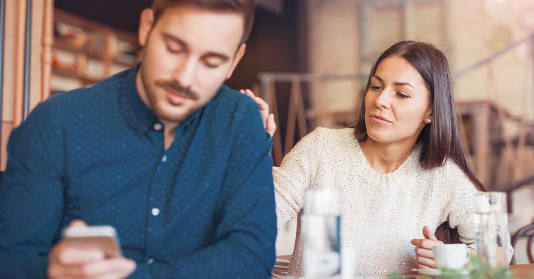Är du osäker på din relation?