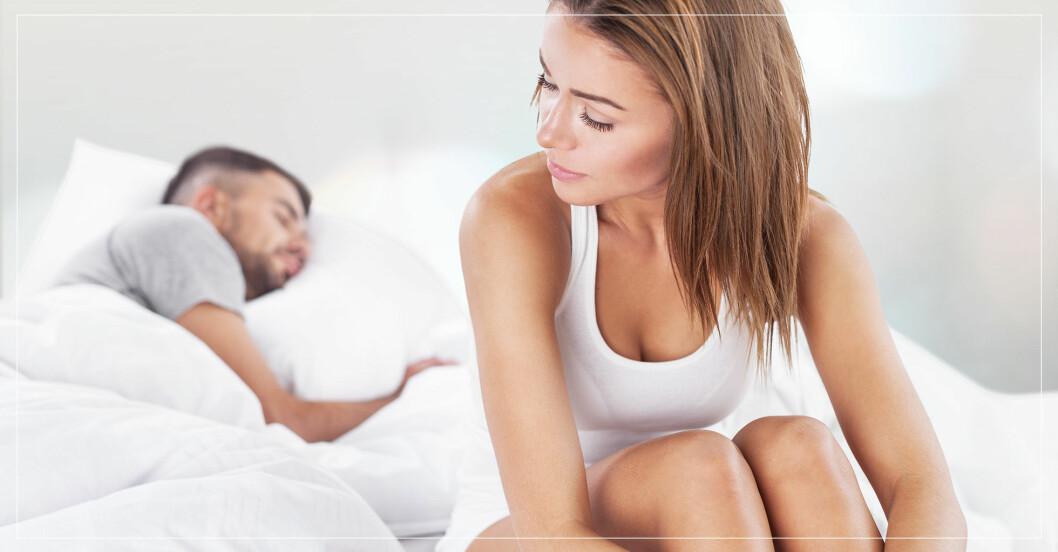 Par där en oftare är otrogen