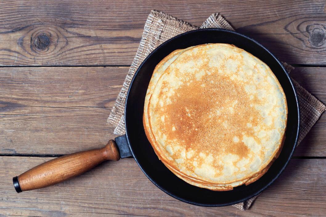 Det är lätt att boosta näringsvärdet på pannkakor genom att ändra lite i recepten.