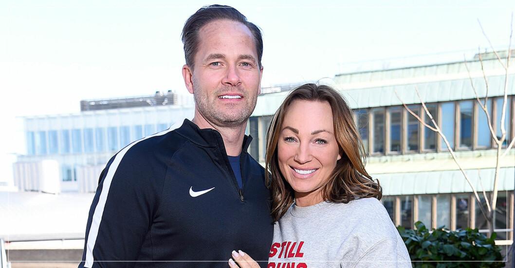 Charlotte Perrelli och maken Anders stora skillnad i uppfostran av barnen
