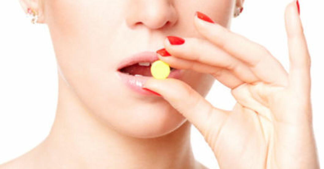 Brist på D-vitamin kan göra dig nedstämd. Och depåerna behöver inte minska så drastiskt för att du ska påverkas!
