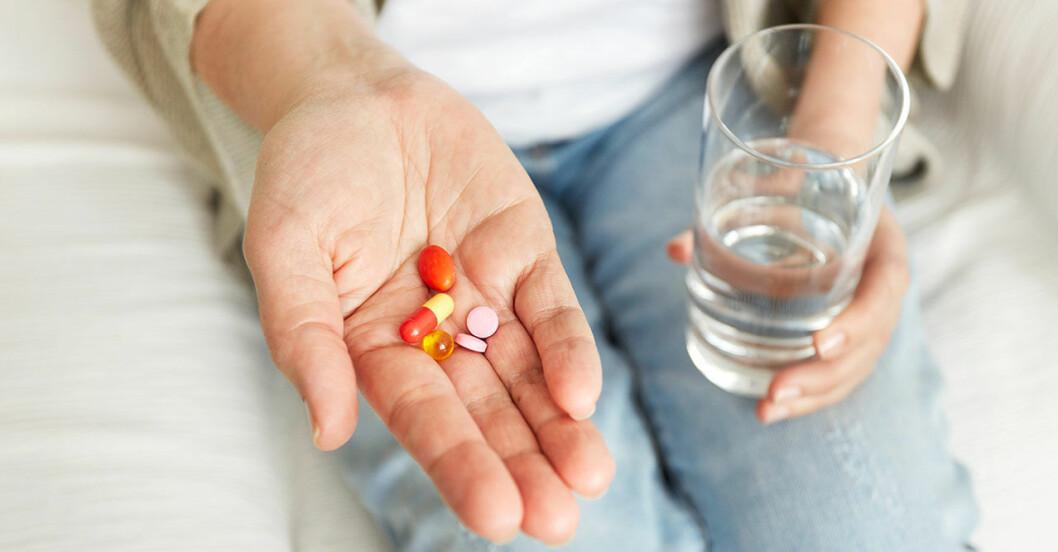 För att mediciner ska ha effekt måste de tas på rätt sätt