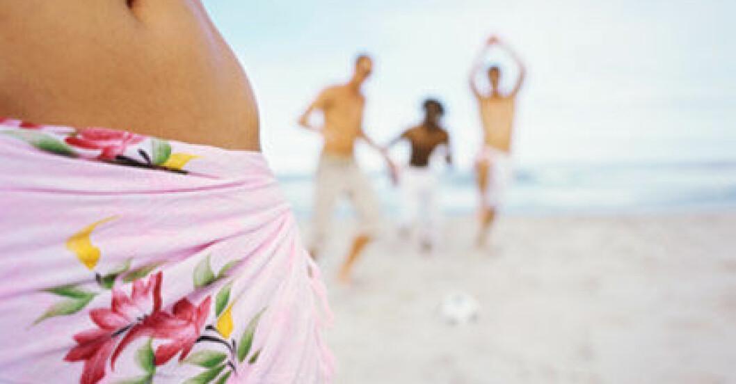 Med några enkla knep hinner du få plattare mage inför sommaren.