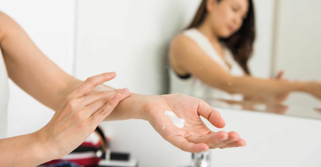 Läkemedelsverket varnar nu för den populära hormonkrämen med progesteron.