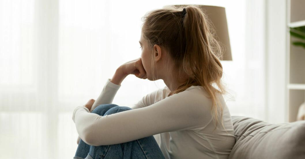 Lider din tonåring av psykisk ohälsa?