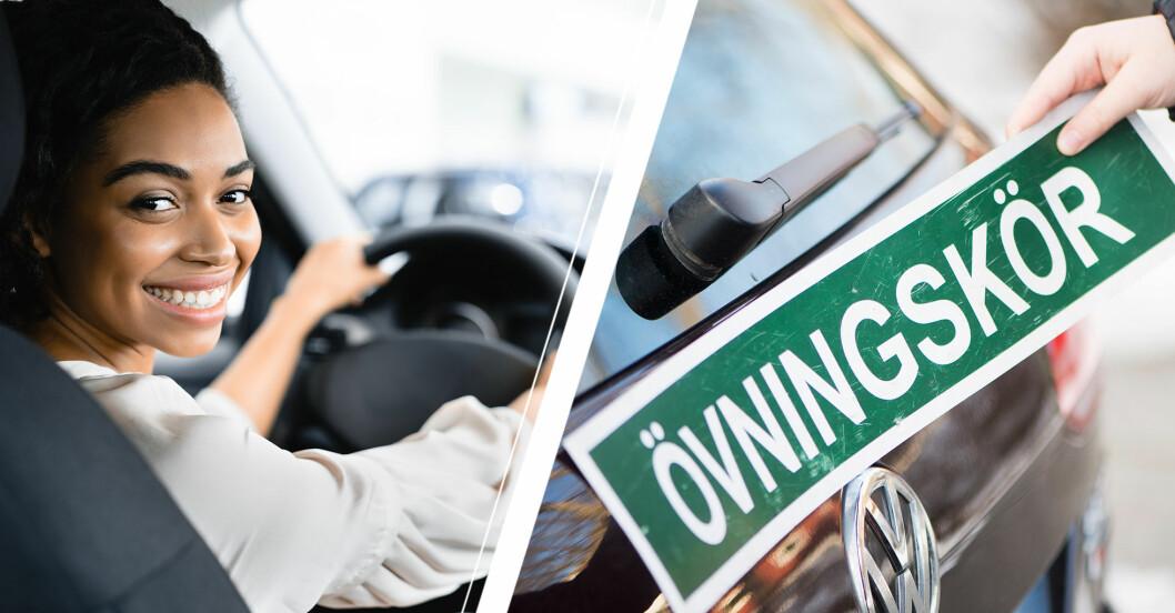 Quiz: Skulle du klara körkortsprovet idag?